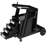 Goplus Welding Cart