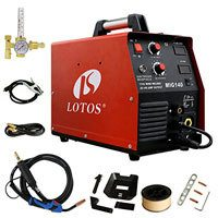 LOTOS MIG 140 Welder Review