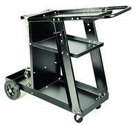 hot wax plasma cutter cart