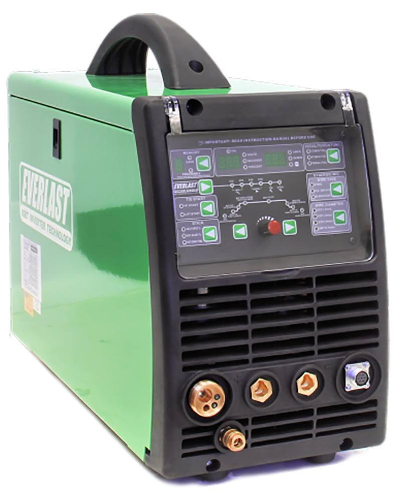 Everlast Powermts 211si multi process welder Review