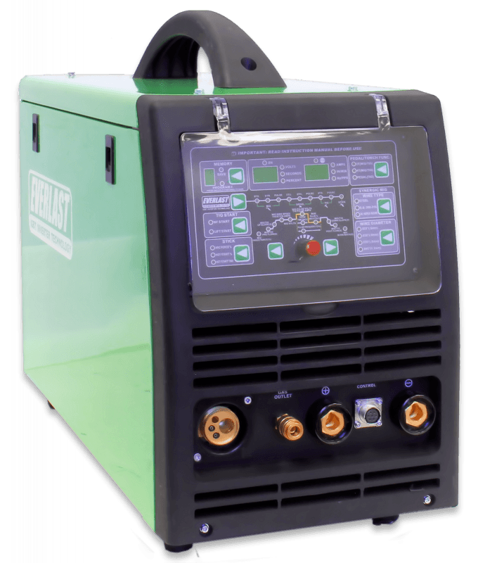 Everlast Powermts 251si welder review