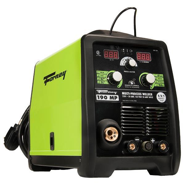 Forney 324 190 MP welder review