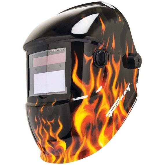 Forney 55703 Premier Series Edge Auto Darkening Welding Helmet Review