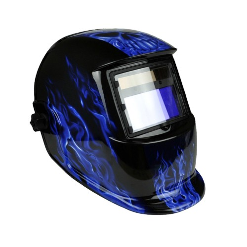Instapark ADF Series GX-500s solar powered best auto darkening welding helmet review