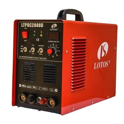 Lotos LTPDC2000D multi process welder review