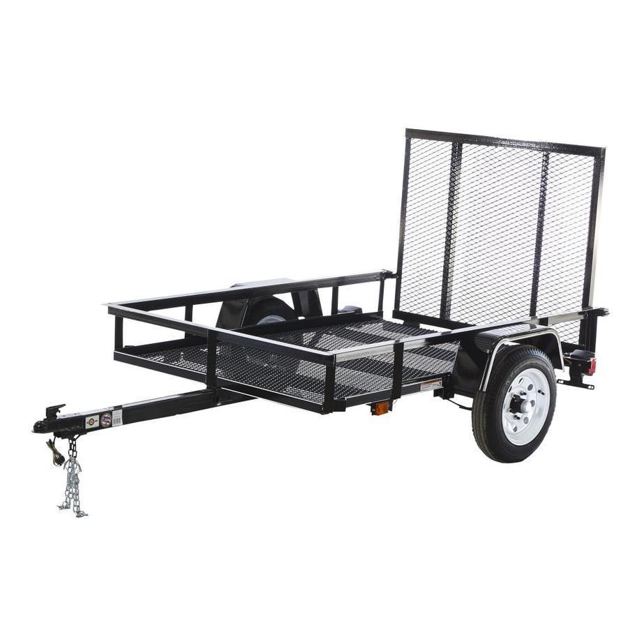 welding utility trailers