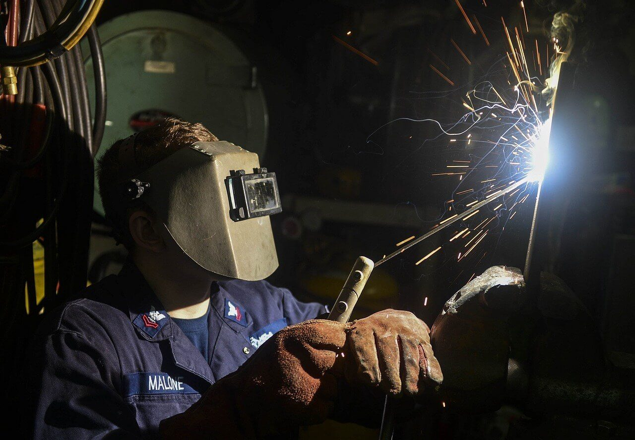 safety equipment for welding