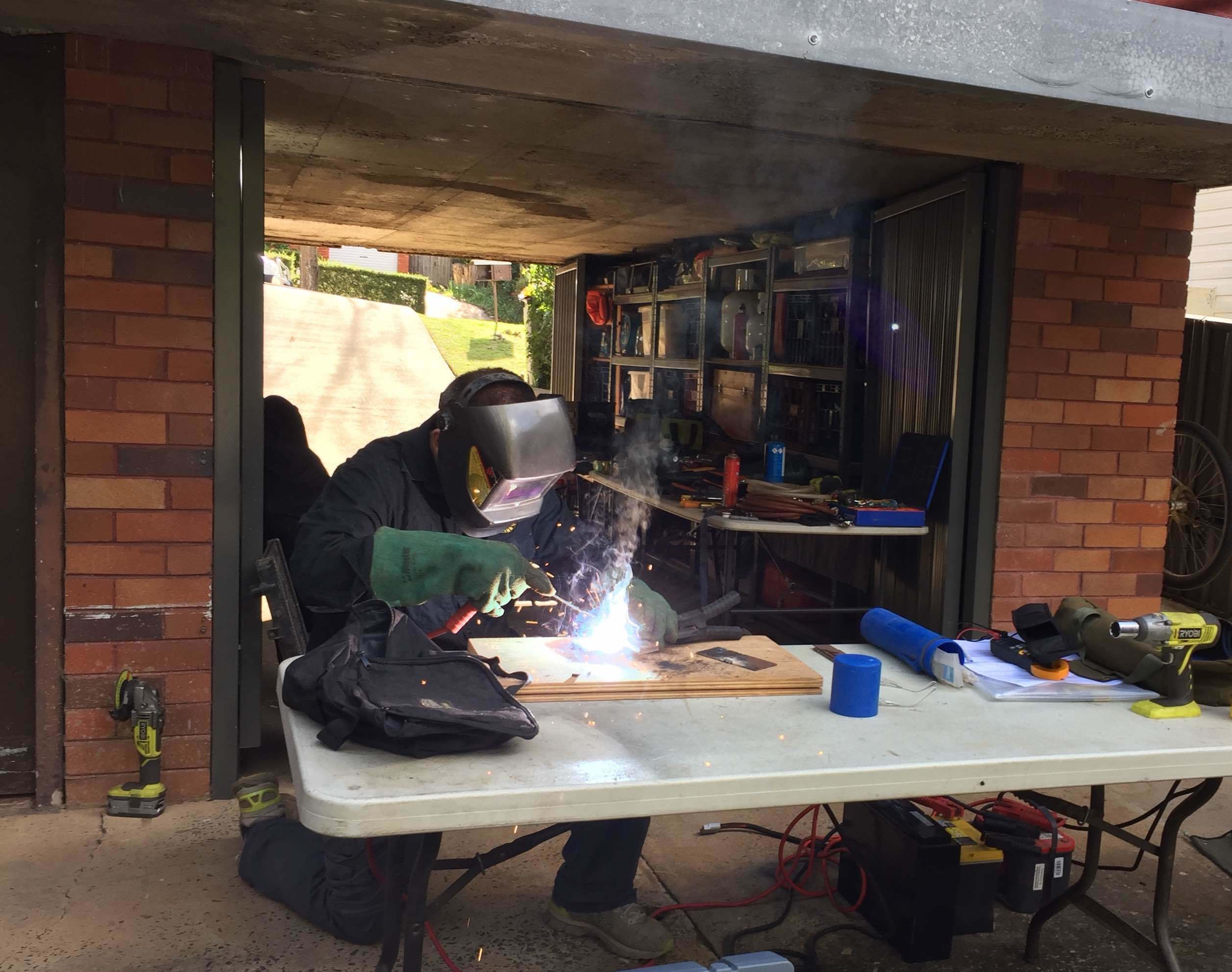 Tips to using a plasma cutter at home